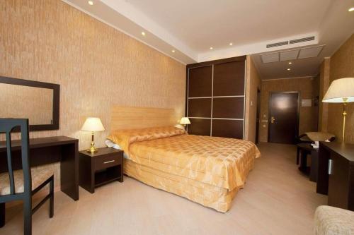 Двухместный номер «Комфорт» с 1 кроватью или 2 отдельными кроватями