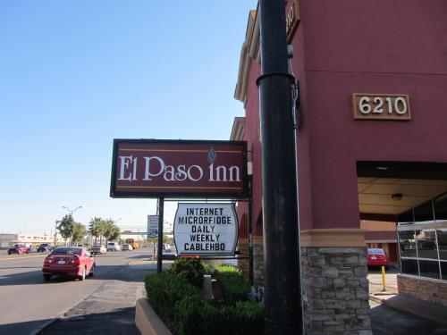 El Paso Inn TX, 79925
