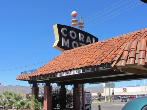 Coral Motel TX, 79925