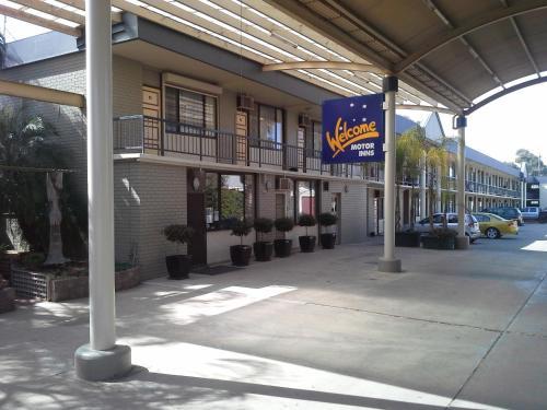 Jane Eliza Motor Inn
