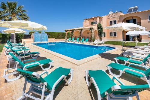 Apartamentos Monte dos Avos Albufeira Algarve Portogallo