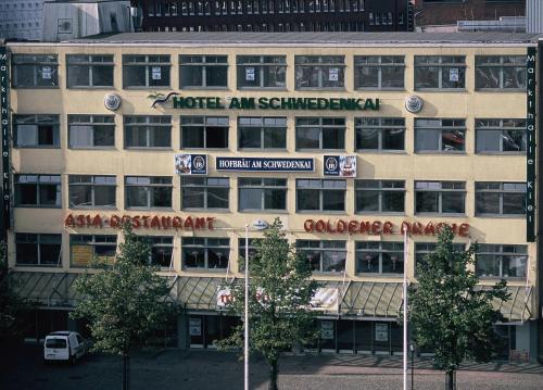 Hotel am Schwedenkai i Kiel