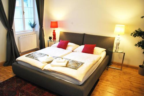 5th Apartment Vienna - Apartment mit 1 Schlafzimmer