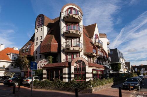 Foto's van Charme Hotel Binnenhofin Knokke-Heist
