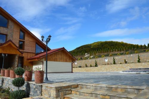 Отель Hotel White Stone Sport & Spa 4 звезды Республика Македония