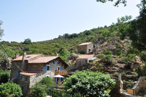 La Bergerie et La Grange du Moulin de Trédos