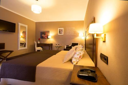 Double or Twin Room Single Use Hotel La Fonda 1