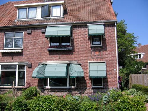 B & B Aan 'T Volkspark front view