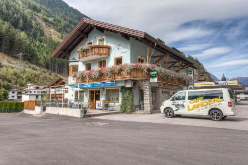 Café Landerl - Apartment mit 3 Schlafzimmern