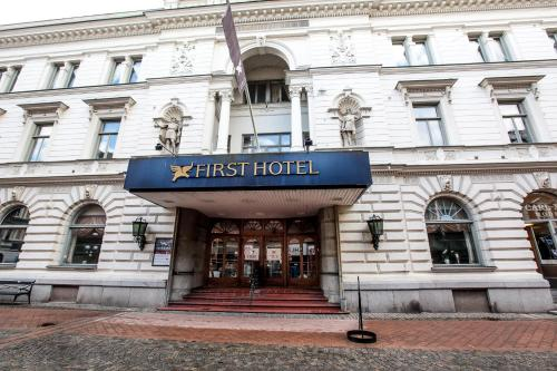 Picture of First Hotel Statt
