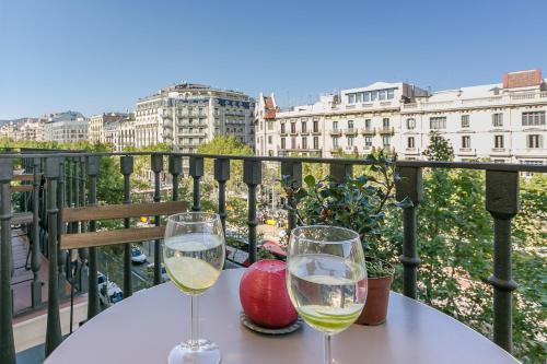 Bcn Paseo De Gracia Apartment