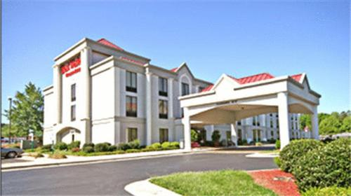 Photo of Best Western Plus-Windsor Suites Hotel Bed and Breakfast Accommodation in Greensboro North Carolina