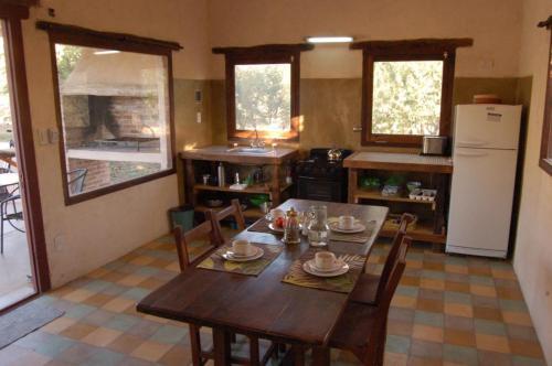 Casas Las Jarillas Yacanto