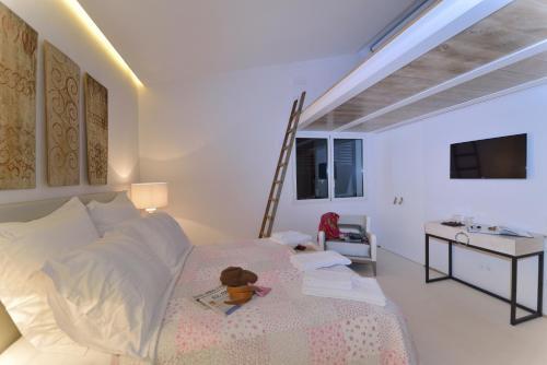 Habitación Doble Confort con bañera Boutique Hotel Spa Calma Blanca 1