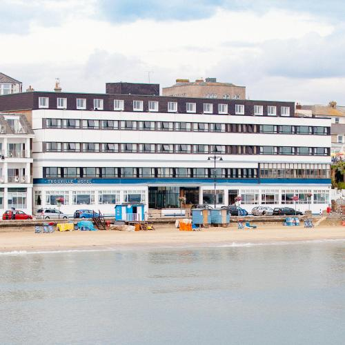 Trouville Hotel hotel in Sandown, Isle of Wight