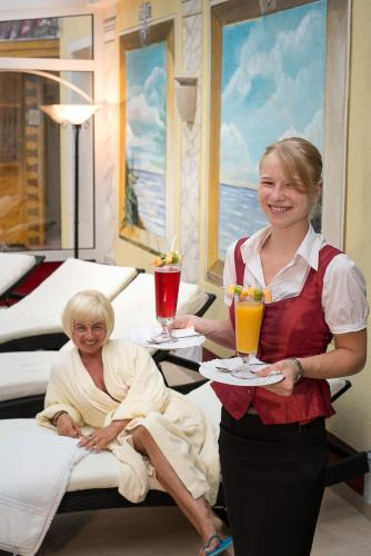 Wellness Privathotel Post an der Therme photo 9