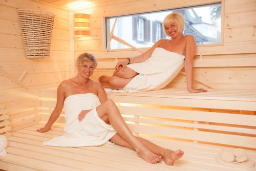 Wellness Privathotel Post an der Therme photo 22