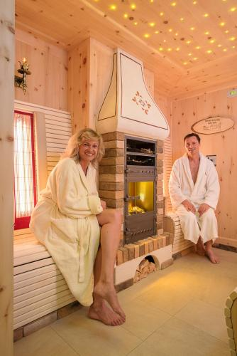 Wellness Privathotel Post an der Therme photo 10