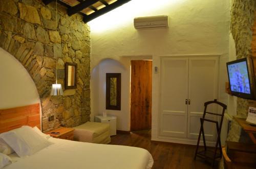 Double or Twin Room Hotel Galena Mas Comangau 2