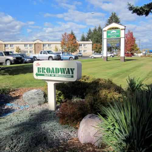Broadway Inn Conference Center In Missoula, USA