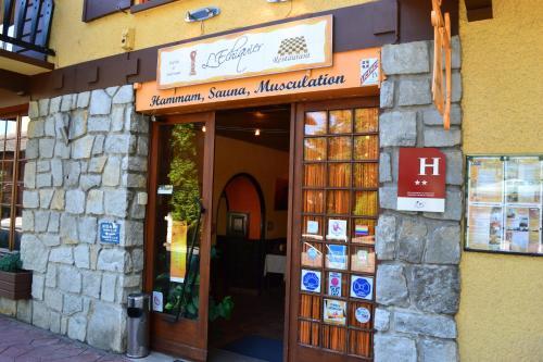 H�tel Restaurant Davat