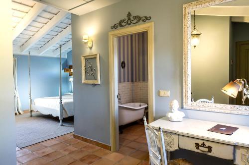 Habitación Doble Superior - 1 o 2 camas La Mozaira 15