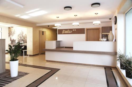 Отель Hotel Arche 2 звезды Польша