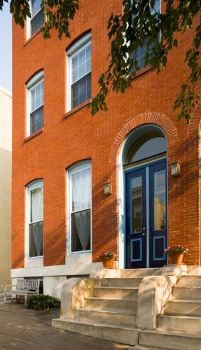 Blue Door on Baltimore Bed and Breakfast - Promo Code Details