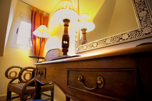 Suite Junior - 1 o 2 camas  Hotel Hacienda Montenmedio 2