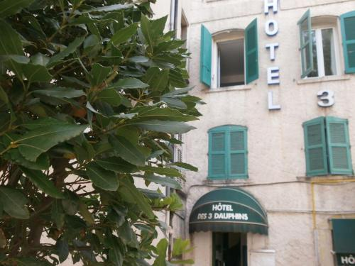 Hotel Trois Dauphins (Bed & Breakfast)