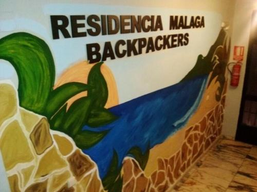 Hotel Residencia Málaga Backpackers