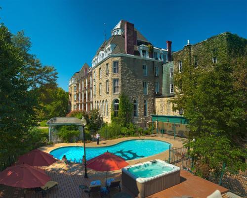 1886 Crescent Hotel Spa