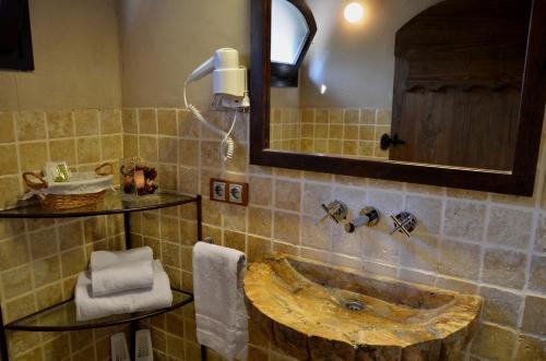 Habitación Doble - 1 o 2 camas Hotel Galena Mas Comangau 8