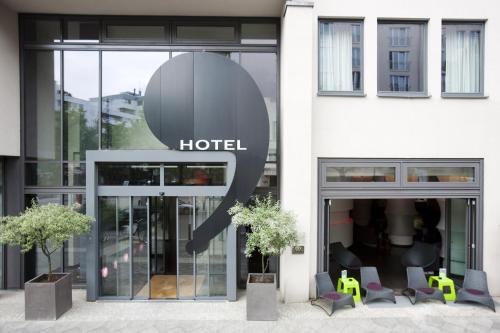 Ku'Damm 101 Hotel photo 8