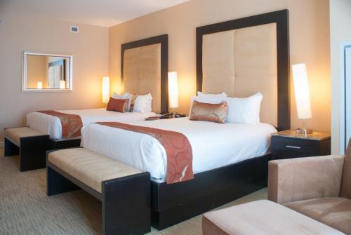 Agua Caliente Hotel Rooms