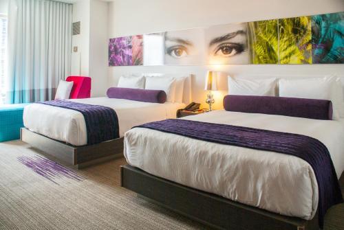 Palms casino superior guest room
