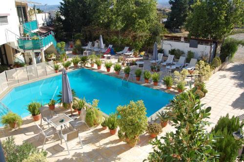 Отель Nicos & Olympia Apartments 0 звёзд Кипр