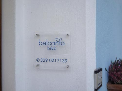 Belcanto B&B