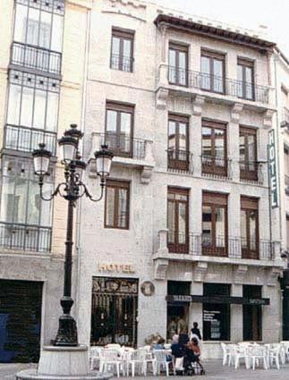 Отель Hotel Rey Niño 2 звезды Испания