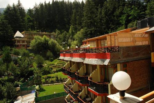 Отель Hotel Naggar Delight 0 звёзд Индия