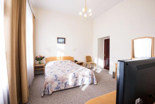 Stay at SpbVergaz Hotel
