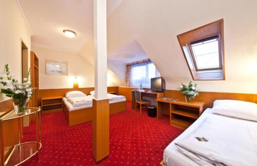 Novum Hotel Primus Frankfurt Sachsenhausen photo 25