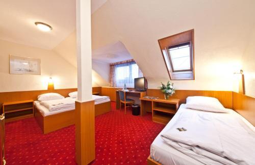 Novum Hotel Primus Frankfurt Sachsenhausen photo 26