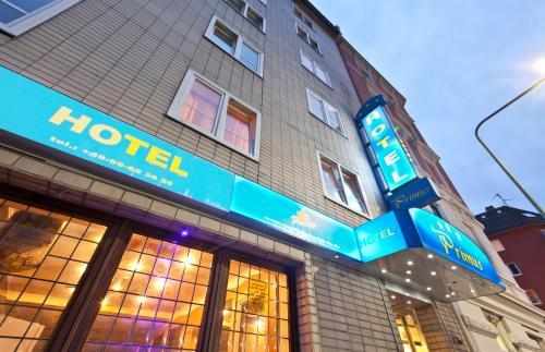 Novum Hotel Primus Frankfurt Sachsenhausen impression