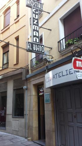 Отель Hostal Guzmán El Bueno 1 звезда Испания