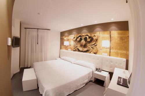 Habitación Doble - Uso individual Hotel Villa Sonsierra 1