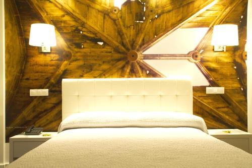 Habitación Doble - Uso individual Hotel Villa Sonsierra 5