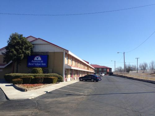 Americas Best Value Inn Tulsa West