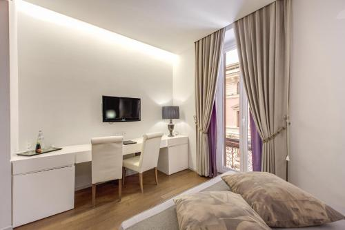 Roma boutique 4 for Boutique hotel 4 stelle roma