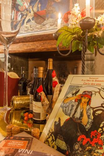 A 39 La Table Du Sommelier Valle D 39 Aosta Saint Vincet Rentals And Resorts